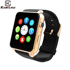 Smart Watch Android Pedometer Heart Rate Tracker Lighting Sport Smartwatch for IOS Andriod Phone Camera Watch Android Wear, Android Watch, Android 4, Cool Watches, Watches For Men, Popular Watches, Mvmt Watches, Luxury Watches, Apple Watch