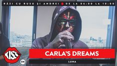 Carla's Dreams - Luna (Live @ KissFM) Kiss Fm, Thing 1, Darth Vader, Dreams, Youtube, Live, Fictional Characters, Instagram, Artists