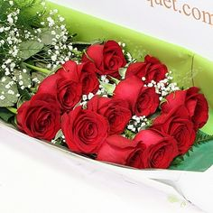 Box of Roses for Valentine's Day! http://www.lebouquet.com/box-of-long-stem-select-roses---all-red