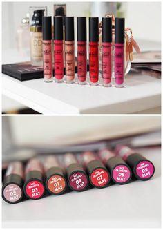 7 kolorów Fluid Velvet | Deborah Milano » White Praline Mat Lipstick, Deborah Milano, Velvet