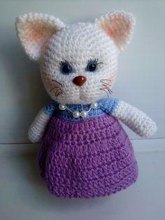 Кошечка Teddy Bear, Toys, Animals, Activity Toys, Animales, Animaux, Clearance Toys, Teddy Bears, Animal
