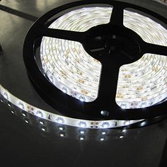 #stylish Triangle Bulbs Super bright 3528 SMD Pure White LED, high intensity and reliability Waterproof flexible LED #strip Maintenance free, easy installation F...