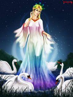 Beloved Goddess of Harmony