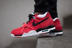 Nike Air Trainer 3: University Red