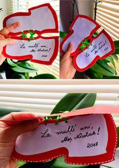 Felicitare de Moş Nicolae Ants, Blog, Advent Calenders, Ant, Blogging