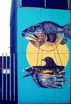 mexico #streetart #illustration #traditional