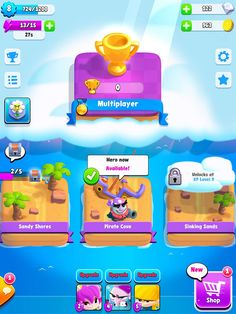 Smash Land Game Gui, Game Icon, Sprites, Pizza Games, Game Card Design, Card Ui, Match 3 Games, Game Interface, Cute Games