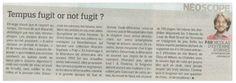 La série Pulp et nos éditions présentées par Nicolas D'Estienne d'Orves dans le Figaroscope d'hier, le mercredi 15 janvier