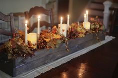 DIY Thanksgiving Decorations Ideas * More info could be found at the image url. #ArtsandCrafts
