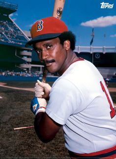 Jim Rice - Boston Red Sox One of my favorite players of all time! Red Sox Baseball, Baseball Photos, Baseball Cards, Boston Baseball, Baseball Wall, Chicago White Sox, Boston Red Sox, Jim Rice, Famous Baseball Players