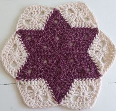 Atty's : Pattern/Photo Tutorial Star Blanket