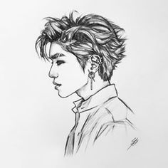 Jimothy 💁♀️ I am posting not at this cant be real Kpop Drawings, Love Drawings, Drawing Sketches, Sketching, K Pop, Nct, Realistic Pencil Drawings, Kpop Fanart, Art Sketchbook