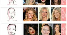 How To Choose Hairstyle According To Face Shape? - Toronto, Calgary, Edmonton, Montreal, Vancouver, Ottawa, Winnipeg, ON