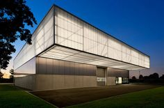 Extension and new building for two assembly halls by wurm + wurm architekten - ingenieure