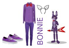 """""""fnaf Bonnie"""" by wooleyphineas on Polyvore"""