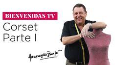 Hermenegildo Zampar  - Bienvenidas TV  - Explicación del Corset I