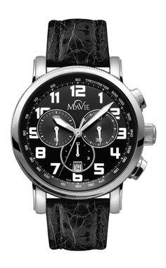 MaVie Eclipse Chronograph Timepiece For Men