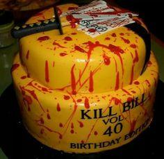 Tarta kill bill