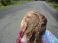 Triple french twist into basic braids