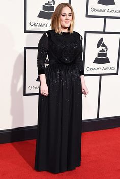 WHO: Adele  WHAT: Performer  WEAR: Ofira jewelry.