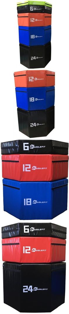Step Riser Sets 44080: Agilefit Soft Plyo Jumps -> BUY IT NOW ONLY: $679 on eBay!
