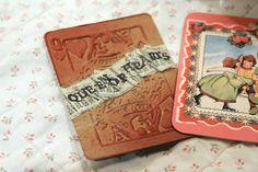 Something Created Everyday: ATC Valentine Suitcase