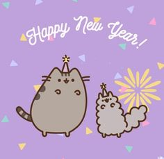 HAPPY NEW YEAR!  We wish you a kawaii new year filled with cuteness! 😀
