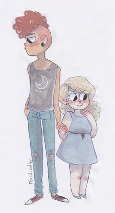 Lars & Sadie..... Uuuuugh!!! If he'd just man up!!! They'd be so cute together!