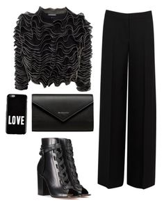 """""""FullOfFashion"""" by andree4048 on Polyvore featuring Alexander McQueen, Balenciaga, Gianvito Rossi and Givenchy"""