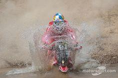 Las mejores fotos del Rally Dakar 2016  #52 KTM: Ivan Cervantes