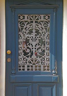 Voordeur..Front-door..