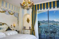 Italy Hotel Villa & Palazzo Aminta Hotel, Stresa. Luxury Overload