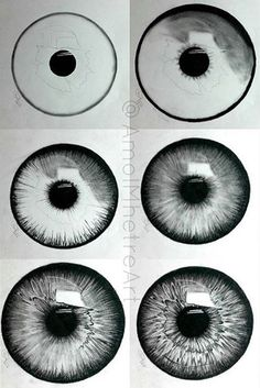 Iris || pencil shading ... ... www.frihetensarv.no, #frihetensarv, diy, Joy, Tegning, Drawing