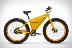 Electric bikes are excellent replacements for gas-guzzling urban vehicles. They're also quite expensive. The Sondors Electric Bike is out to change all that. It's designed to handle any riding surface, with a 350 watt brushless motor, all-terrain tires, a top...