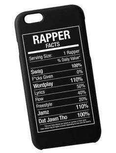 Rapper Fact Case