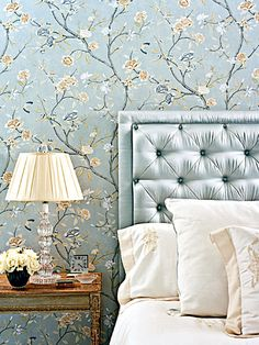 Maryland Master Bedroom - Southern Accents - Photo Roger Davies