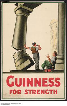Guinness for Strength.