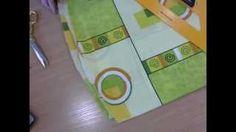 Курсы кройки и шитья с Татьяной Роговой - YouTube Как осноровить перекошенную ткань