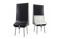 Secretaria Desk is a minimalist design created by Slovenia-based designer Nika Zupanc