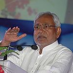 Nitish Kumar is an Indian politician who has been Chief Minister of Bihar since February 2015. Previously he served as the Chief Minister of Bihar from 2005 to 2014 and served as a Minister in the Union Government of India. itimes.com
