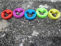mickey's rainbow