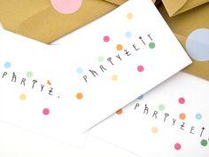 Partyzeit Karten!