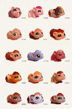 LPS Guinea Pigs! #howsweet #socute #cuteee #littlestpetshop #lps