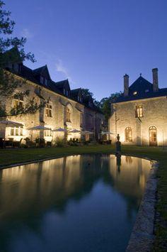 Abbaye de la Bussière - Relais Châteaux