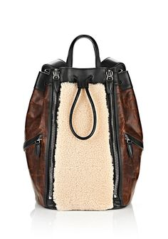 ALEXANDER WANG|BAGS|Backpack Men