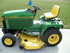 This is the most complete Service Repair Manual for the John Deere L100 L110 L120 DOWNLOAD