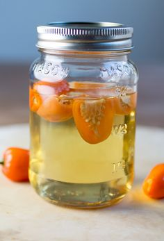 Habanero Infused Moonshine |