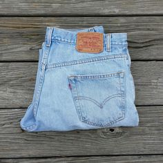 Vintage High Waisted Jeans  Boyfriend Jeans by TomieHarleneVintage, $22.99