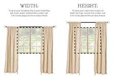 Draperies For Short Windows How To Hang Curtains, Short Window Curtains, Short  Curtains Bedroom