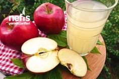 Elma Sirkesi Nasıl Yapılır? Faydaları Nelerdir? Nasıl Kullanılır? - Nefis Yemek Tarifleri Pasta, Apple, Fruit, Vegetables, Food, Kitchens, Apple Fruit, Essen, Vegetable Recipes